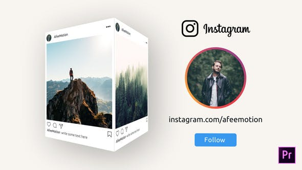 Thumbnail for Promo Instagram