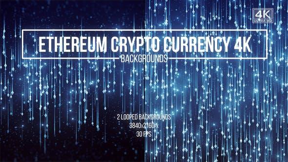 Thumbnail for Ethereum Crypto Währung Hintergründe