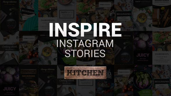 Thumbnail for Inspire Instagram Stories Kitchen