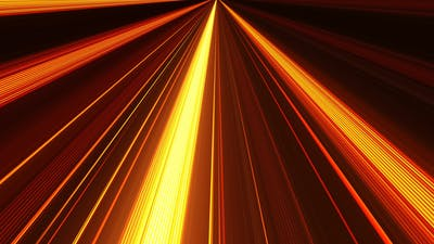 Laser Rays Beam