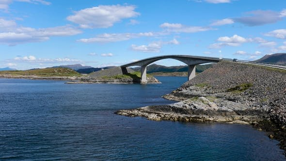 Thumbnail for Atlantic Ocean Road Norway