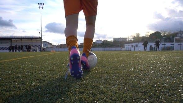 Thumbnail for Playing Football