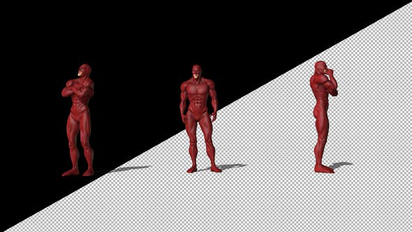 Thumbnail for Superhero Thinking