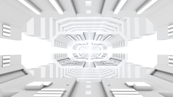 Thumbnail for White Space Tunnel