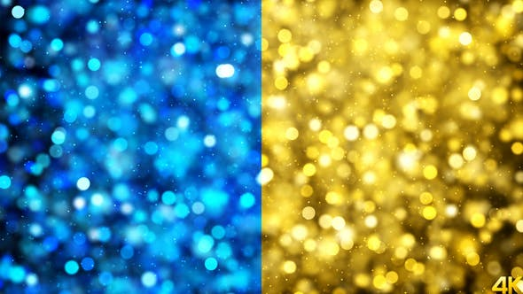 Cover Image for Bokeh Particles 4k