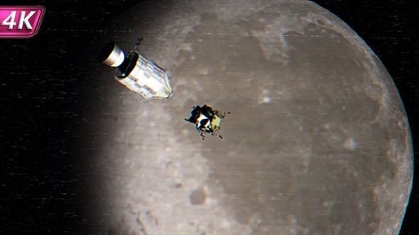 Thumbnail for Lunar Module on the Orbit