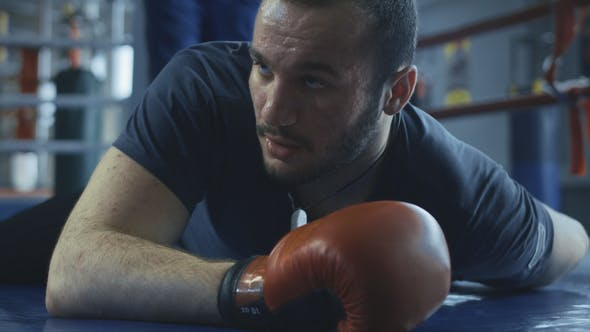 Thumbnail for Boxer Awakening from Knock Down