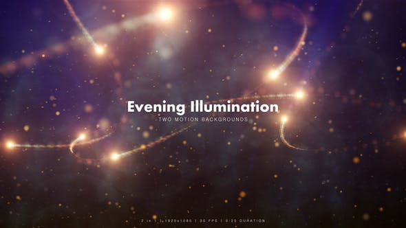 Cover Image for Evening Illumination