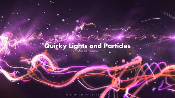 Thumbnail for Quirky Lights and Particles 2