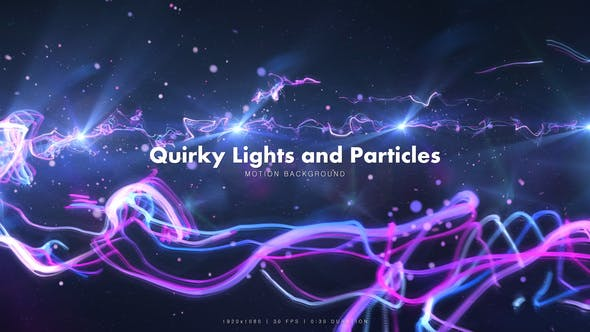 Thumbnail for Quirky Lights and Particles 1