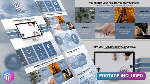 Thumbnail for Creative Multipurpose Corporate Presentation For Your Business or Startup.
