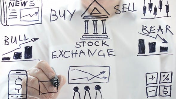 Thumbnail for Illustration on Stock Exchange