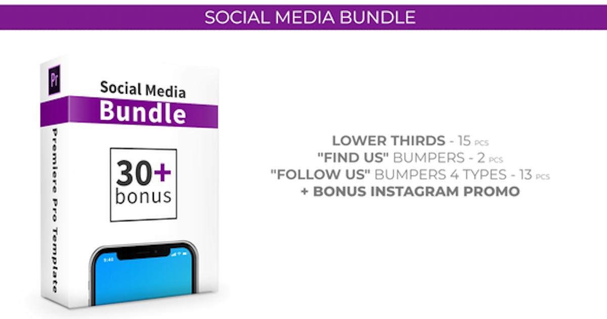 Social Media Bundle by _Mirs_