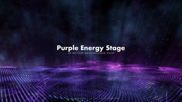 Thumbnail for Purple Energy Stage