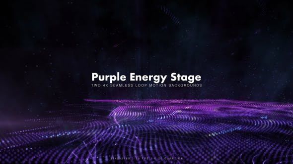 Thumbnail for Purple Energy Landscape