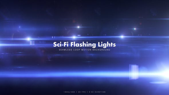 Thumbnail for Sci-Fi Flashing Lights