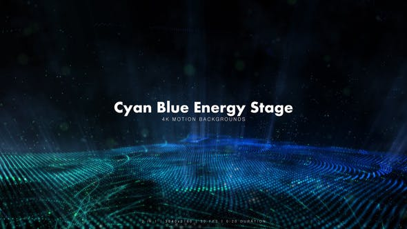 Thumbnail for Cyan Blue Energy Stage 2
