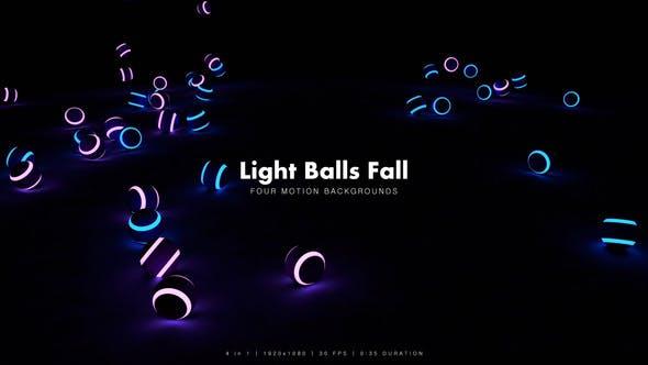 Thumbnail for Light Balls Fall