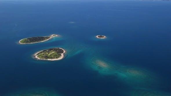 Thumbnail for Aerial View of Brijuni Islands, Croatia