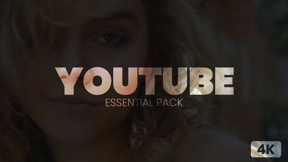 Thumbnail for Minimal Youtube Essential Pack