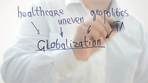 The Conceptual Scheme on Globalization