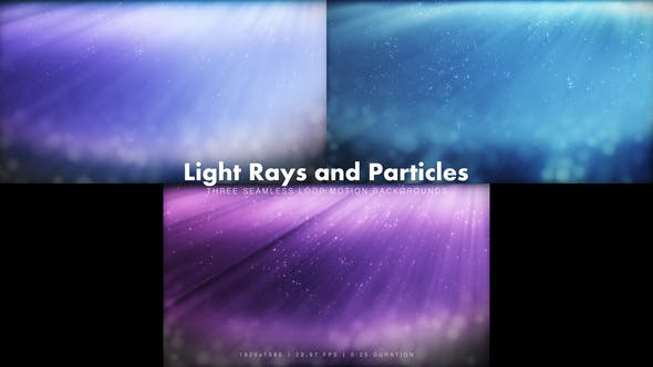 Thumbnail for Light Rays and Particles