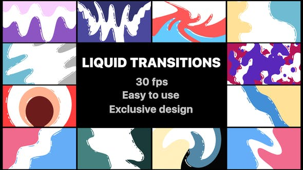 Thumbnail for Flash FX Liquid Transitions