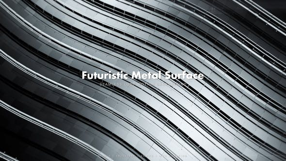 Cover Image for Futuristic Metal Surface 2