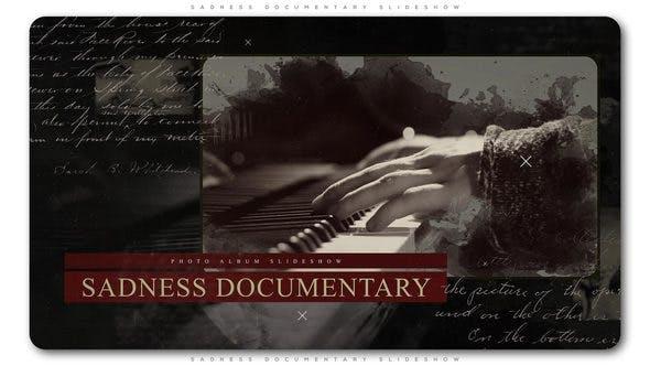 Thumbnail for Sadness Documentary Slideshow