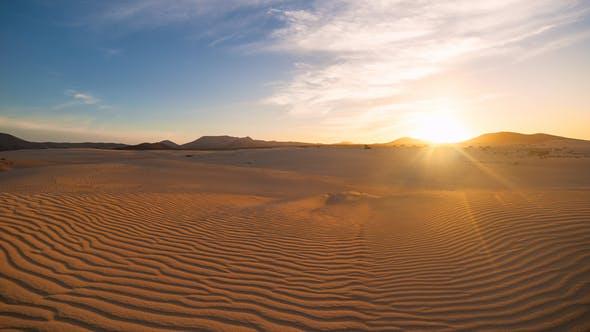 Thumbnail for Sunset Desert