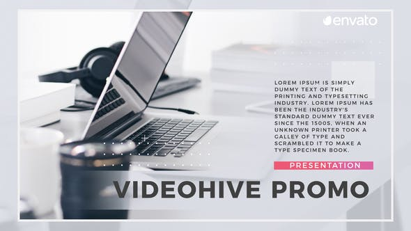 Thumbnail for Videohive Presentation