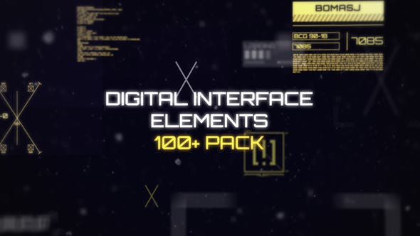 Thumbnail for Digital Interface Elements