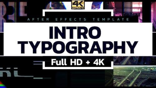 Intro Typography