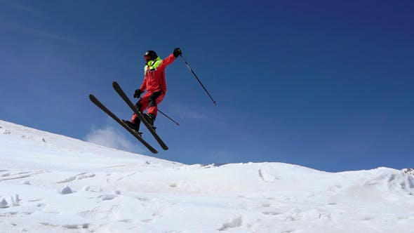 Cover Image for Skier