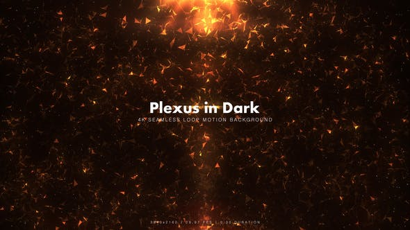 Thumbnail for Fiery Plexus in Dark