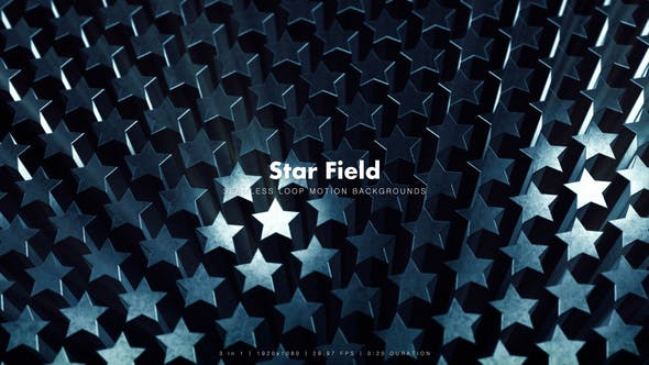 Thumbnail for Metal Star Field