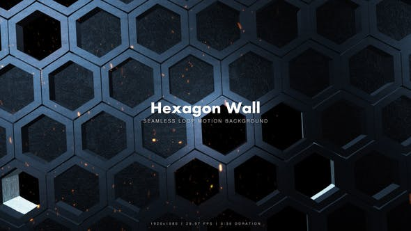 Thumbnail for Epic Hexagon Wall