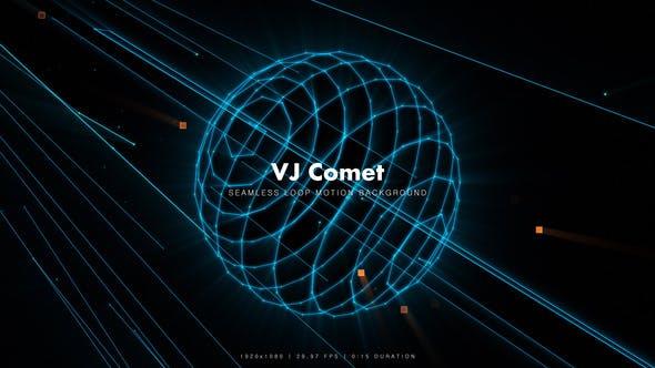 Thumbnail for VJ Komet