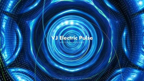 Thumbnail for VJ Electric Pulse