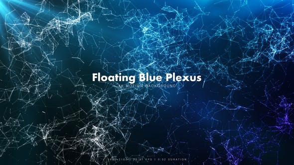 Thumbnail for Floating Blue Plexus