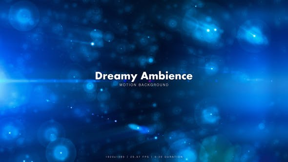 Thumbnail for Dreamy Ambience