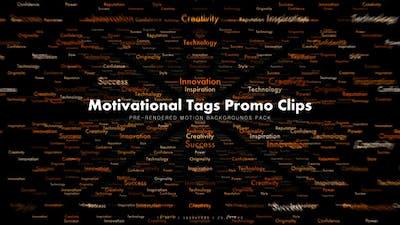 Motivational Tags Promo