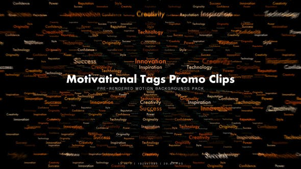 Motivational Tags Promo