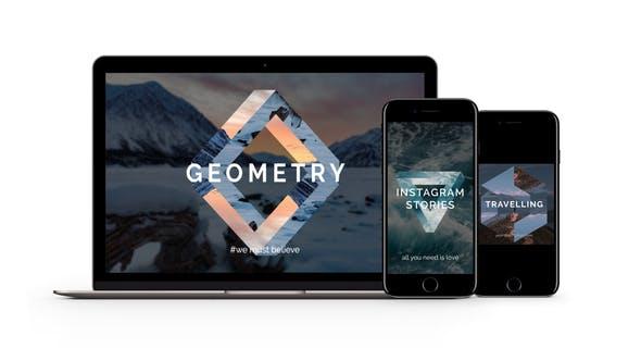 Thumbnail for Geometry Slides