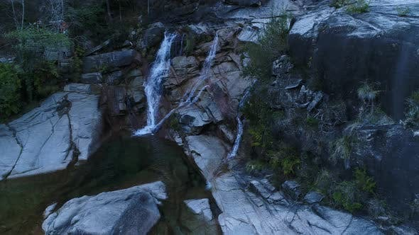 Thumbnail for Waterfall Mountain
