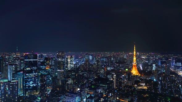 Thumbnail for Tokyo Night Skyline