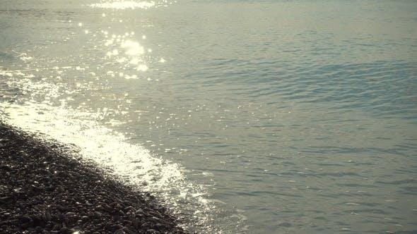 Thumbnail for Schöner Sonnenschein und Wellen