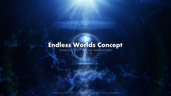 Endless Worlds Concept