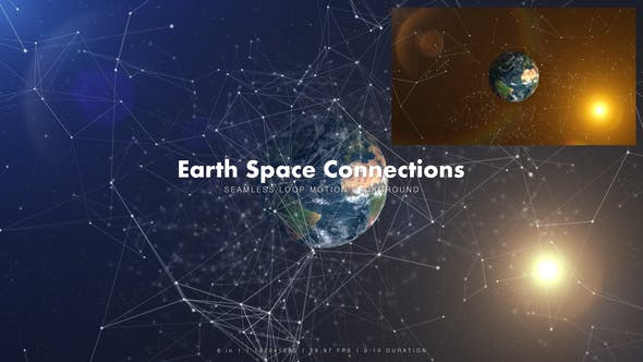 Thumbnail for Earth Space Connections