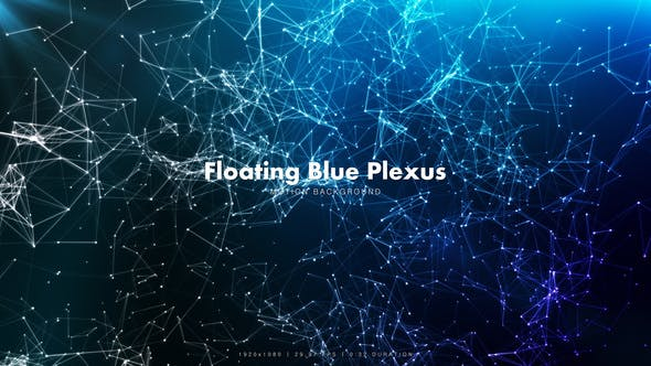 Floating Blue Plexus